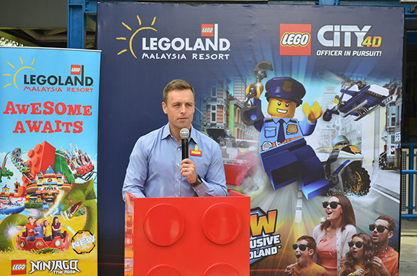 An Immersive 4D Cat-and-Mouse Chase and SEA LIFE at LEGOLAND Malaysia Resort!