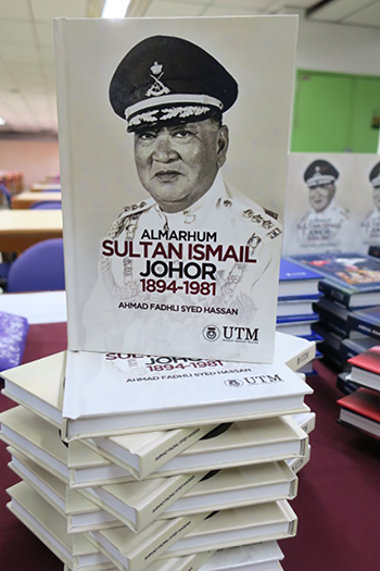 A passion to document Johor royalty for posterity