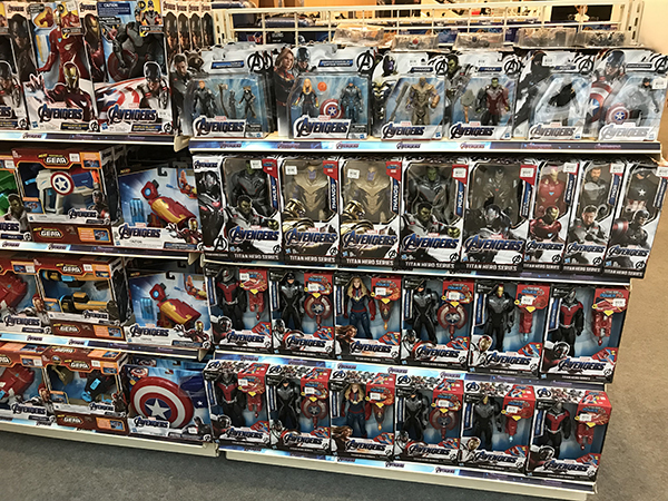 The Avengers to Set up HQ at R&F Mall Johor Bahru