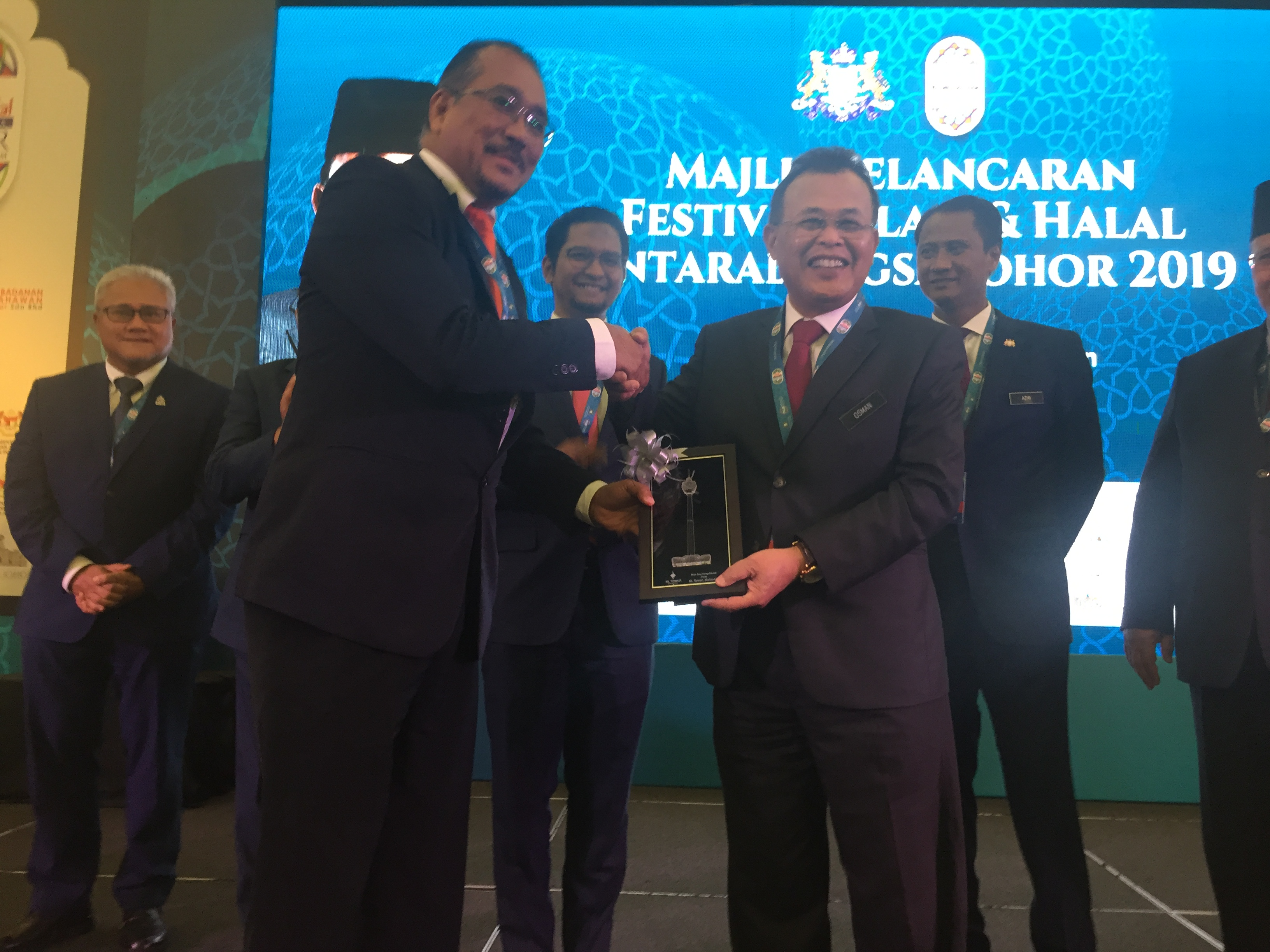 Johor Hosted the First International Islamic and Halal Festival