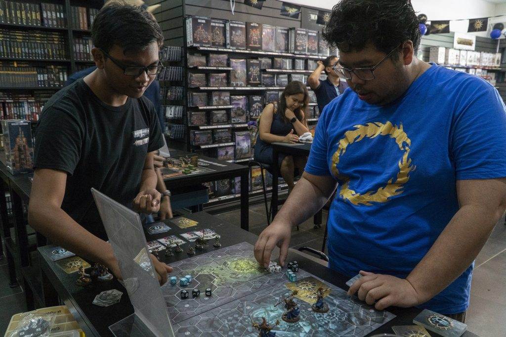 Bring Out the Kid and Creativity in You with Warhammer Table Top Games