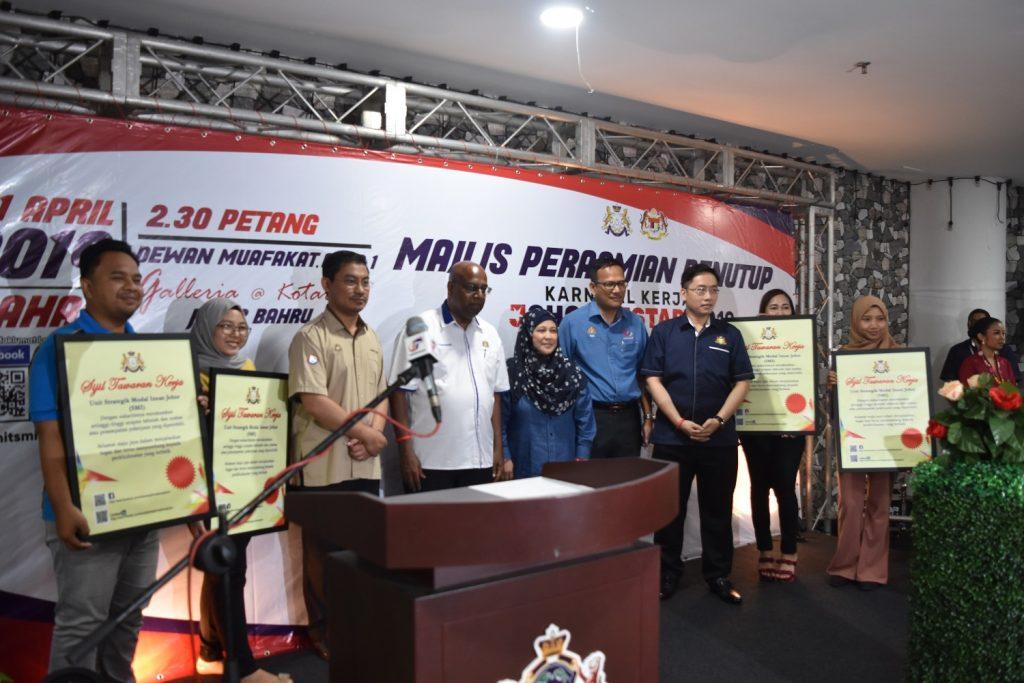 Johor, a Skilled Nation