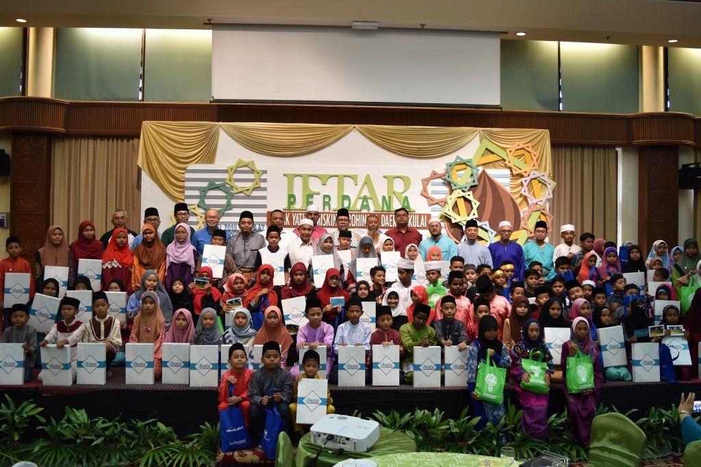 A Feast for Kulai's Underprivileged Children