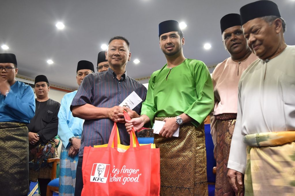 Johor's First Rice ATM in Masjid India