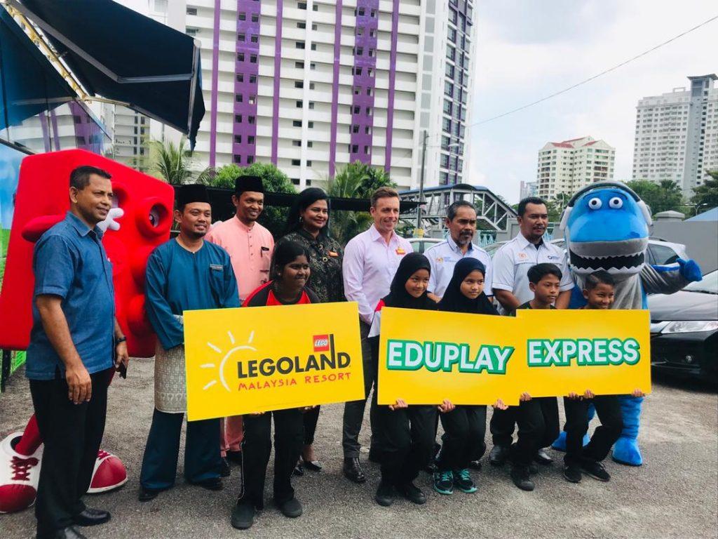 EDUPLAY Express Programme to Over 500 Schools