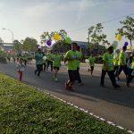 Regency's Balloons Soaring Beyond the 6km Radius of Bandar Seri Alam