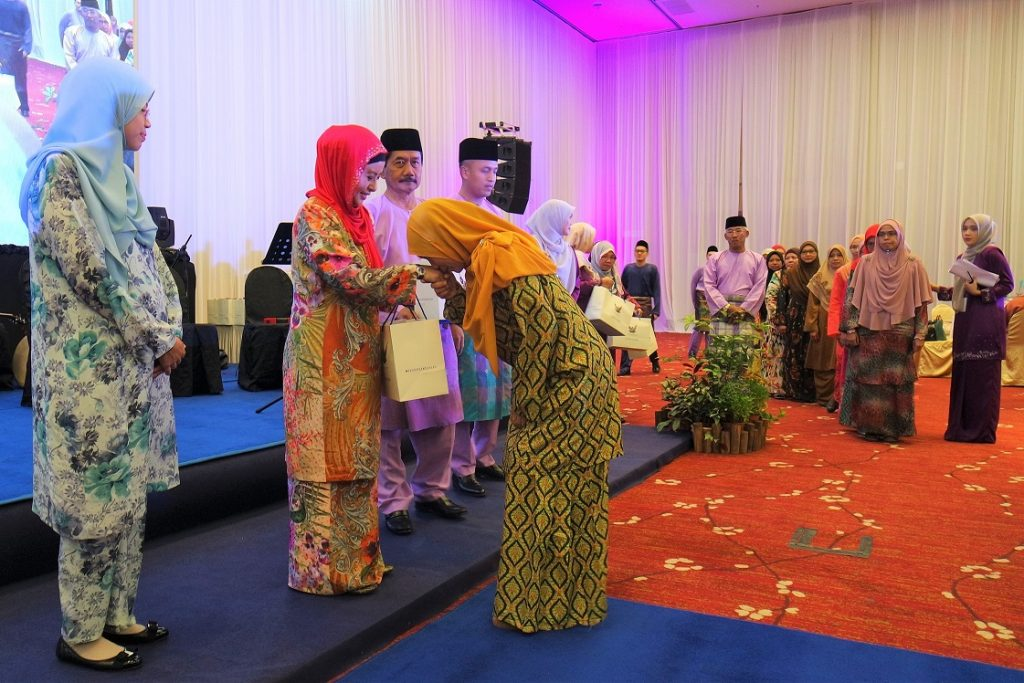 Tunku Laksamana Johor Cancer Foundation Celebrates Cancer Fighters With A Breaking of Fast Event