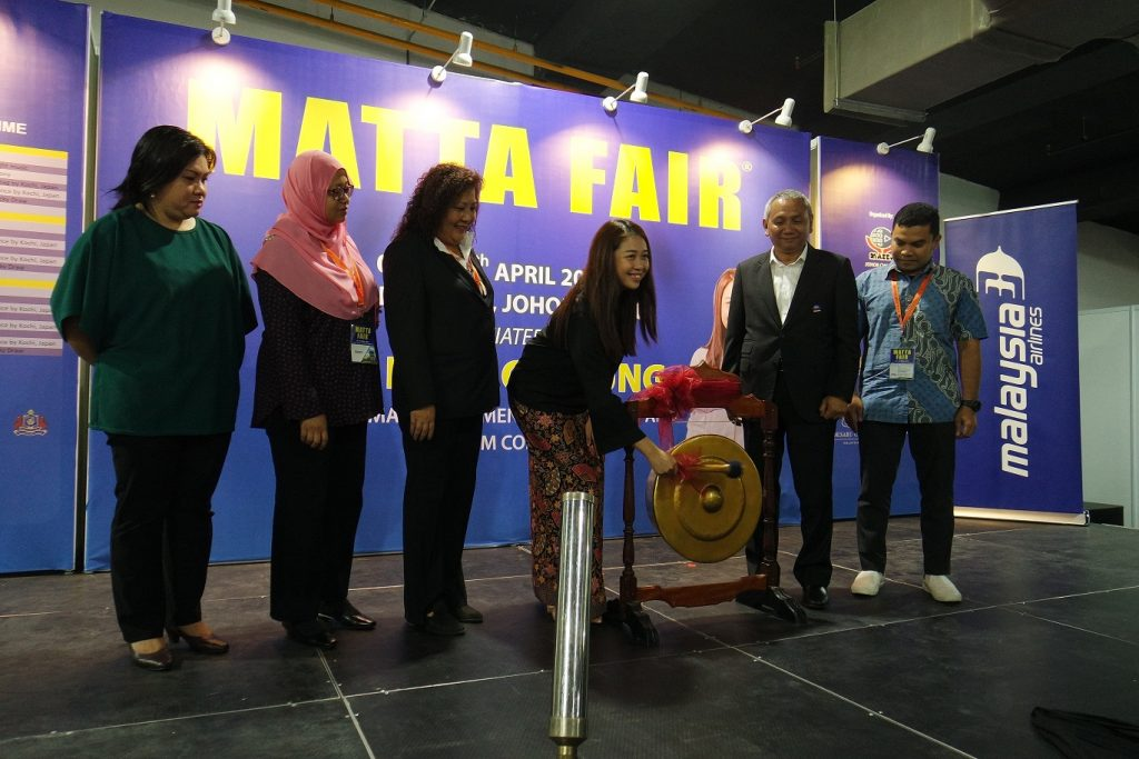 The first Quarter of Johor MATTA Fair 2019 Premiered in Capital City
