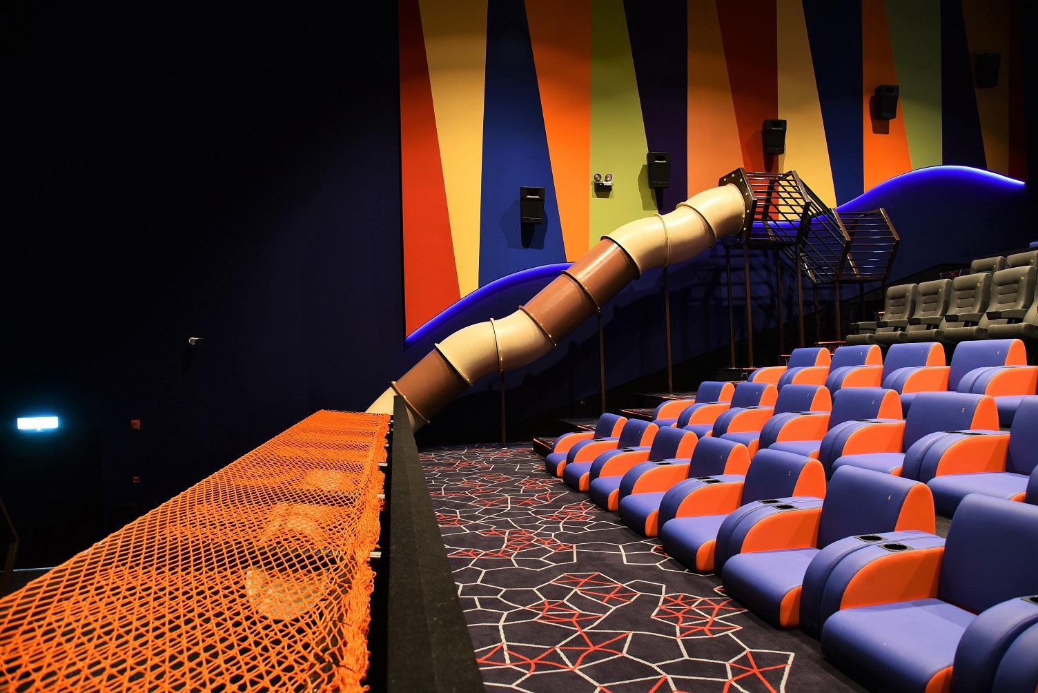 Extraordinary Experiences By Mbo Cinemas The Iskandarian
