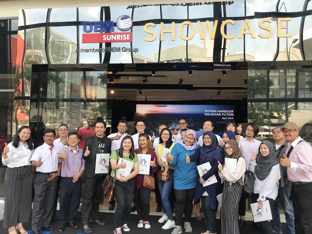 UEM Sunrise Optimistic on Iskandar Puteri's Exciting Growth