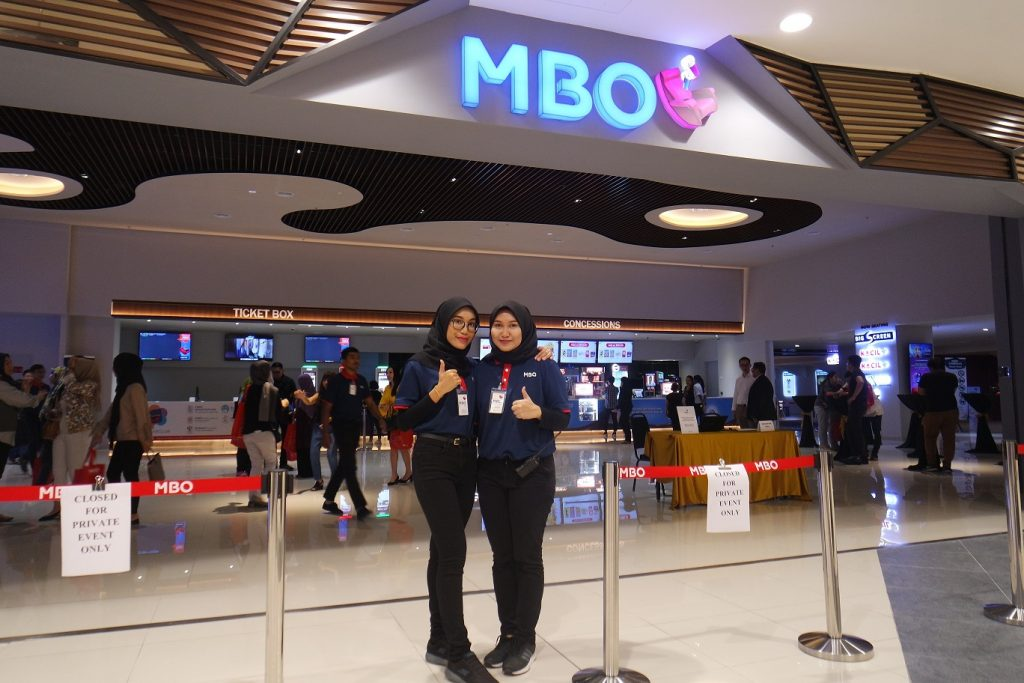 Extraordinary Experiences by MBO Cinemas