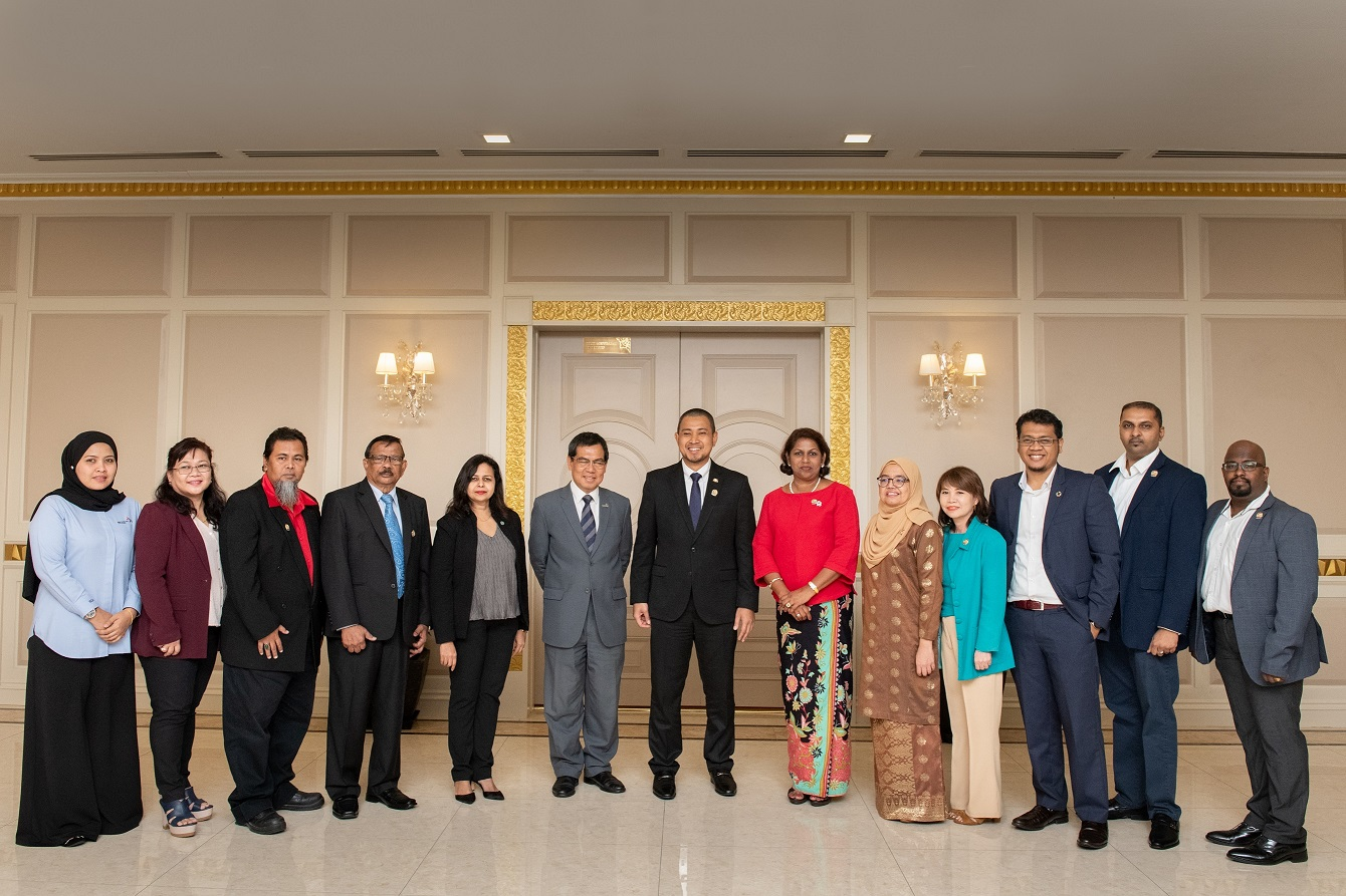 IMSHA Gets UN Malaysia Recognition