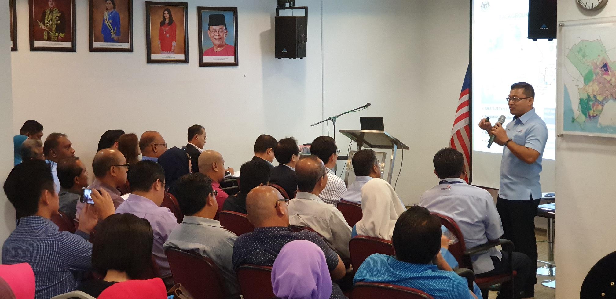 Improving Connectivity in Iskandar Malaysia