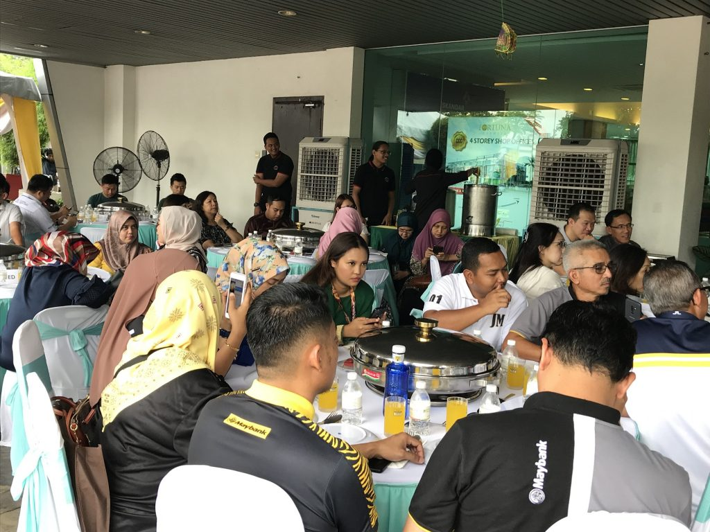 Bumiputera Sales Campaign at Bandar Seri Alam