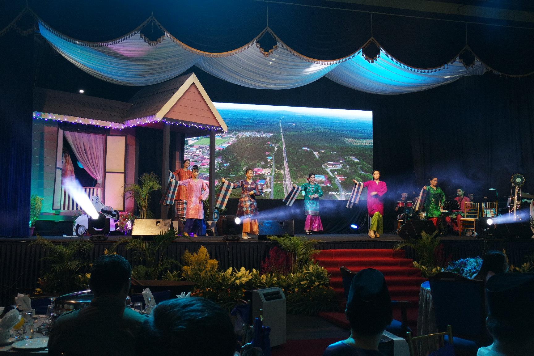 Tourism Johor and Yayasan Warisan Johor Hosts a Majestic Raya Celebration
