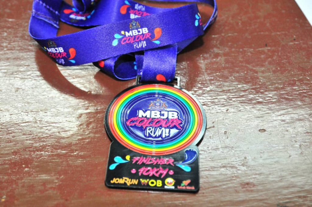 Run and Paint The City Together with MBJB Colour Run 2019 This July