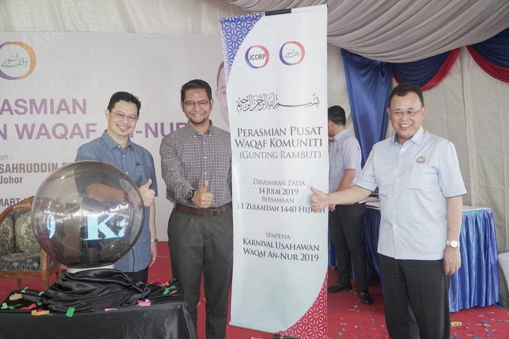 444 Micro Entrepreneurs Benefited through Jcorp