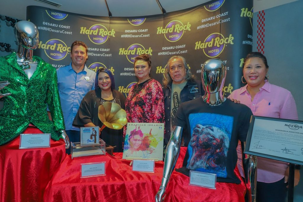 Local Legends Leave a Mark on Hard Rock