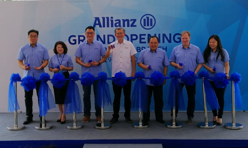 New Key Location for Allianz