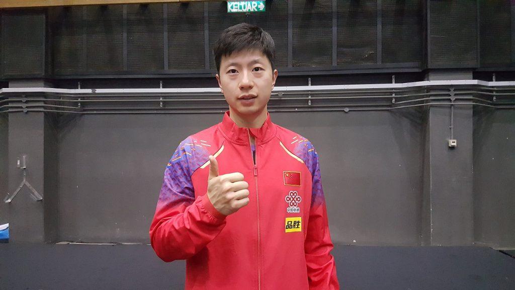 Table Tennis World Champions Gathers in Iskandar Puteri