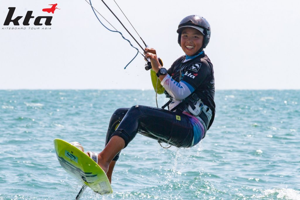 Action, Sun and Fun at Kiteboard Tour Asia (KTA) Asia-Pacific Hydrofoil Series 2019