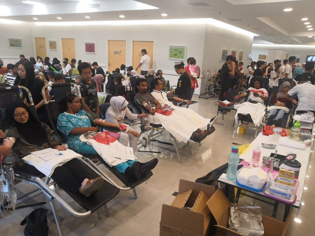 Columbia Asia Hospital Runs For Their 9th Birthday