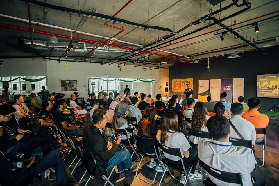 """Budding Business Owners Flocked to IP SMART """"CREATE"""" 2019 Startup Festival"""