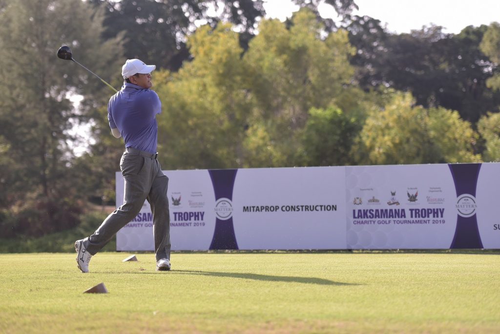 Laksamana Trophy Golf Tournament Putting the Tee in Charity