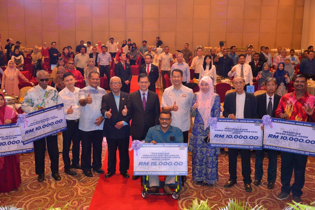 MBJB Celebrates Silver Jubilee with the Needy