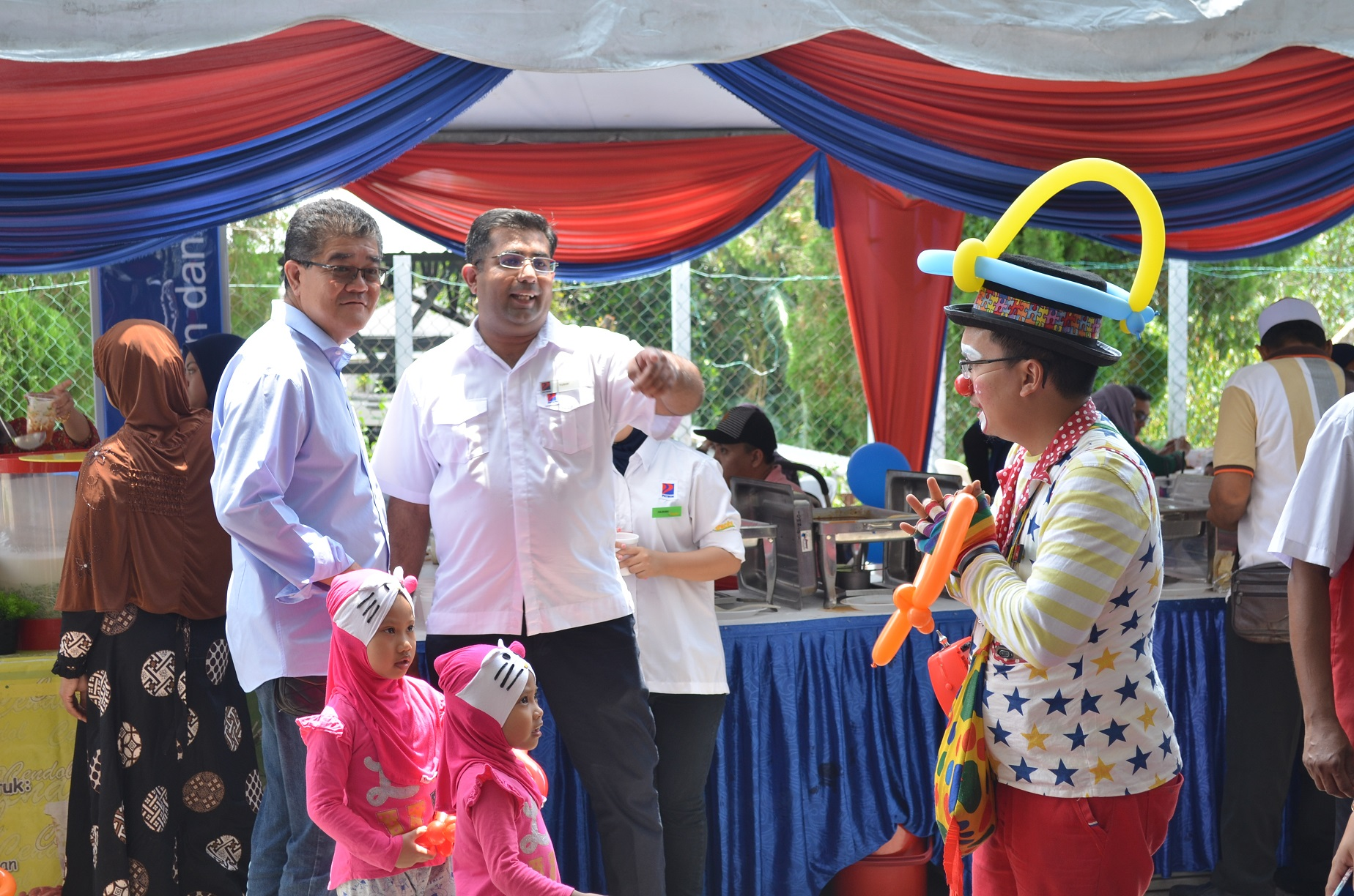 Petron Thanks Patrons for Continuous Support
