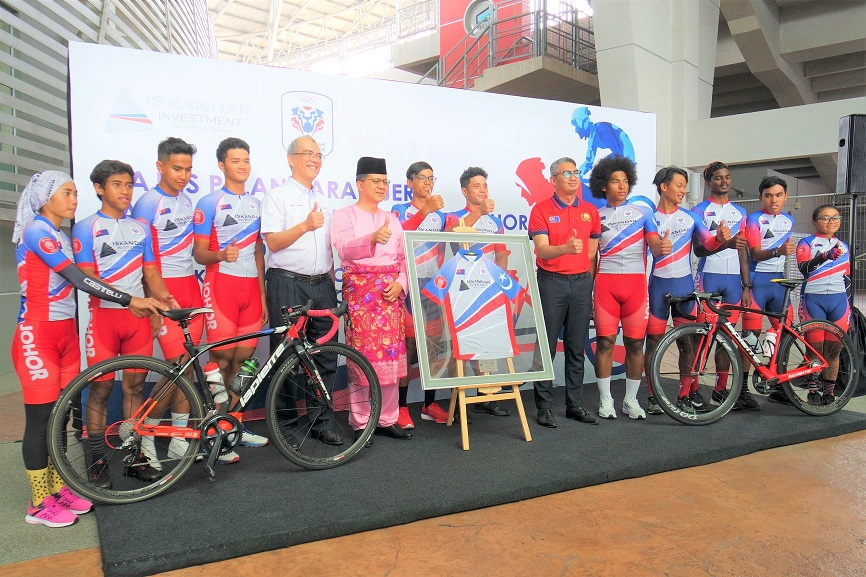 Johor Cycling Team Gets a New Joint Venture