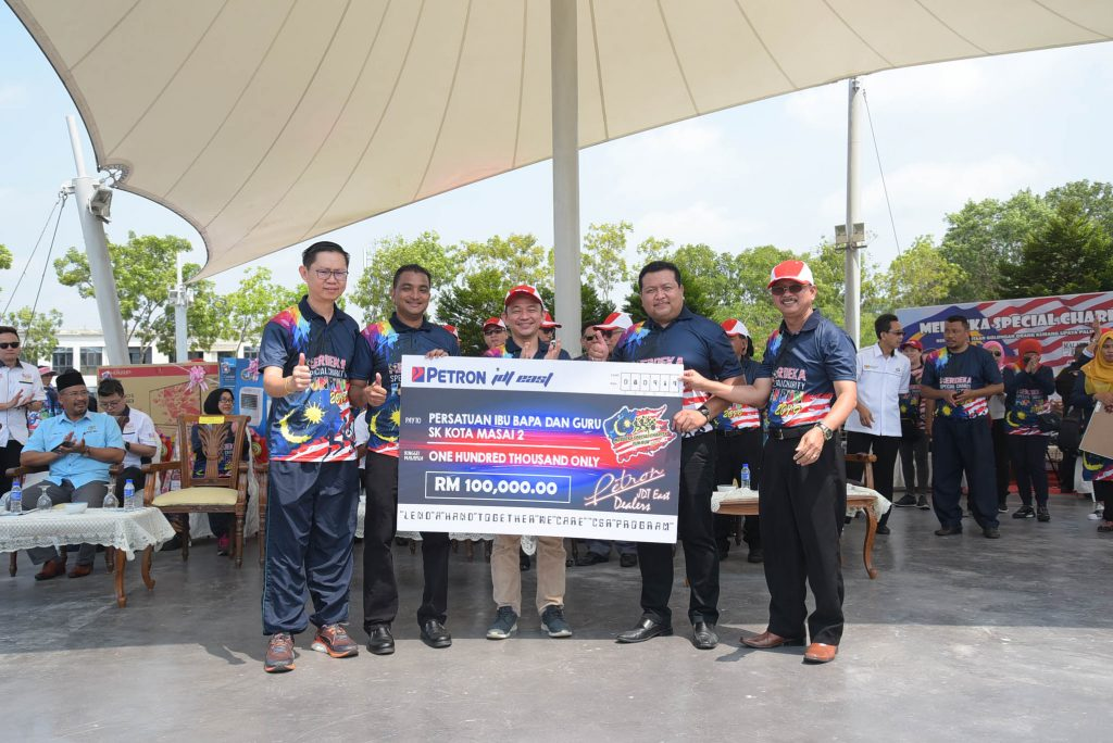 2000 Special Needs Participants Made A Mark in the Malaysian Book of Records