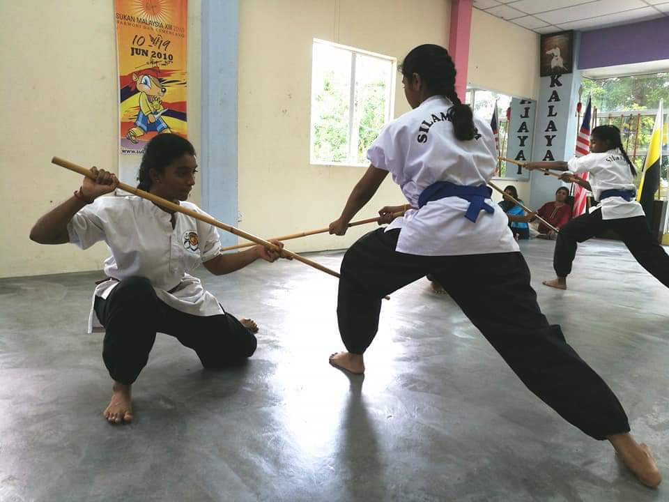 A Chance to Promote Silambam Nationwide
