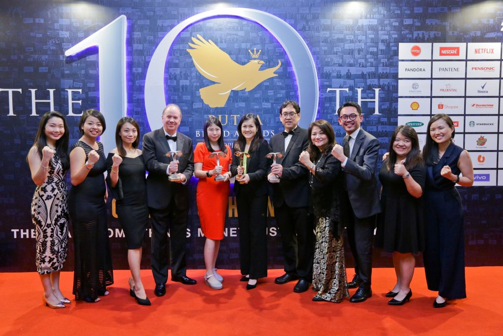 Sunway Group Emerges As the Biggest Winner with Four Accolades