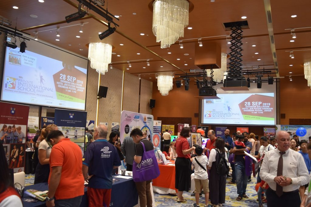Private and International School Fair Back For the Ninth Time in Johor