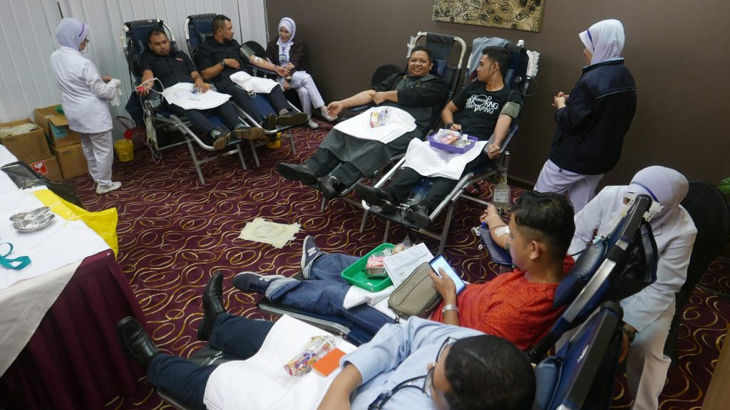 Grand Paragon Hotel Johor Bahru & Paragon Globe Berhad Spearheads Blood Donation Initiative for the Seventh Year