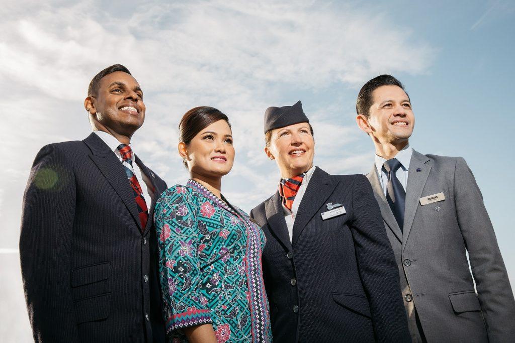 Malaysia Airlines Codeshares with British Airways
