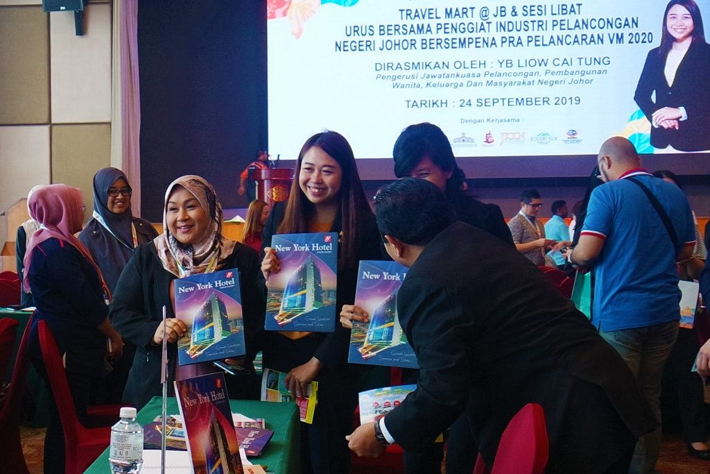 Key Players of Johor Tourism Come Together For Visit Johor 2020