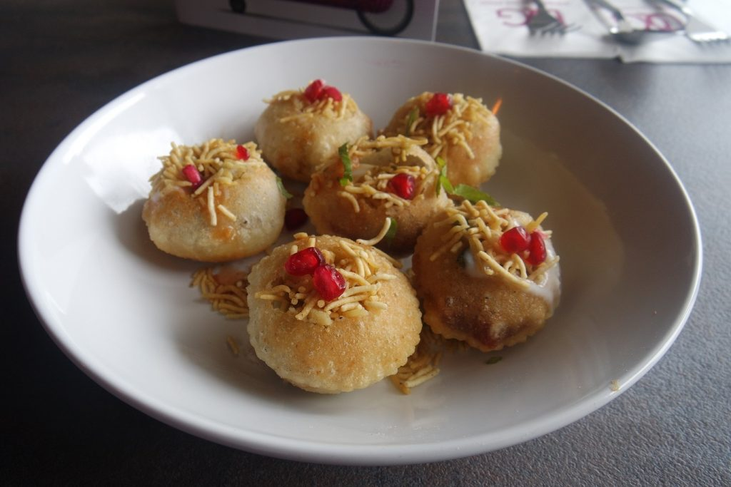 Chat over Chaat at The Spice Kitchen