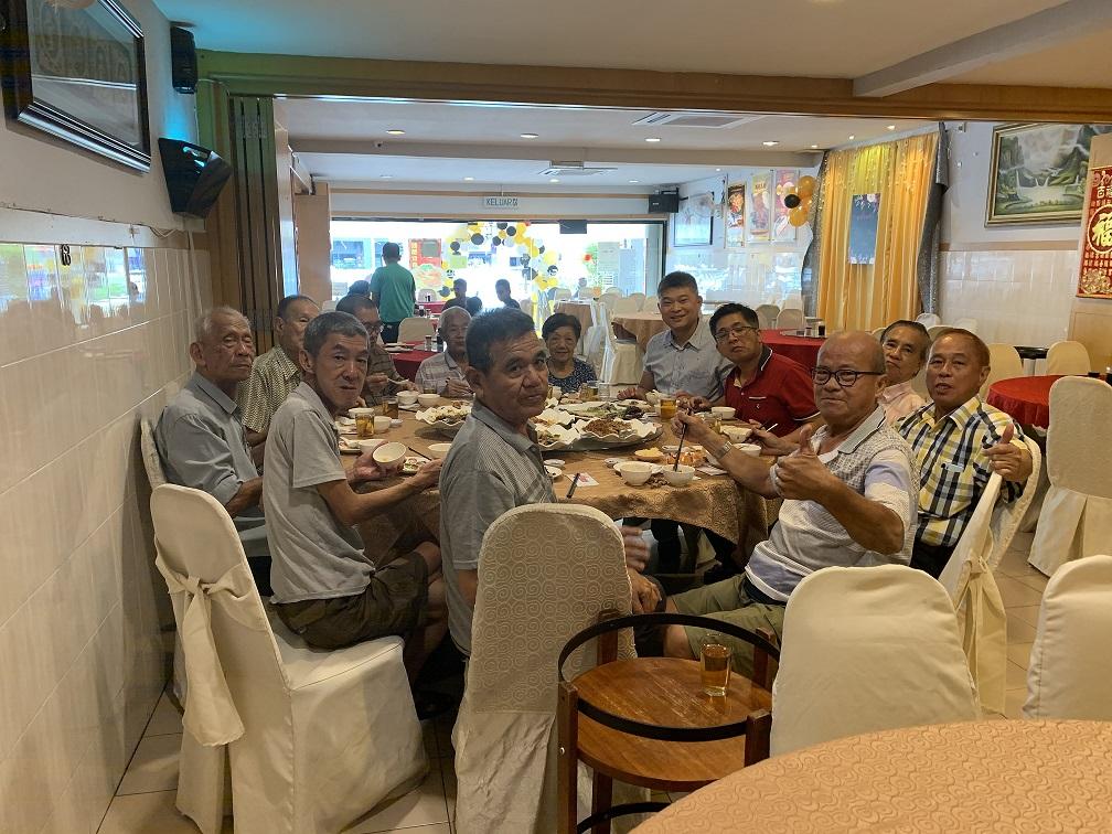 An Annual Affair to Bring Festive Cheer to the Elderly