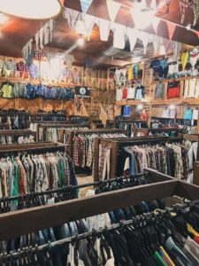 Thrift Shopping: Conscious Consumerism in the World of Fashion