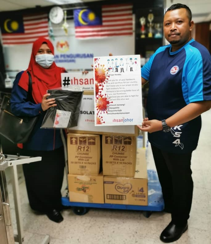 Significant Contribution from Ihsan Johor