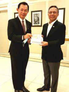 UMLand Donates to Johor COVID-19 Fund