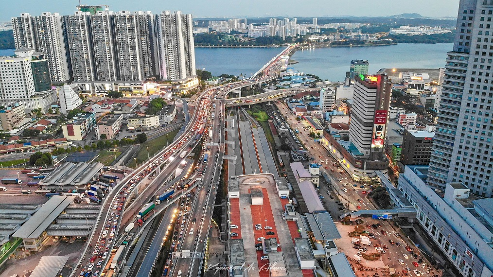Reflections on the Impact of the 'New Normal' on Singapore-Johor Bahru Ties