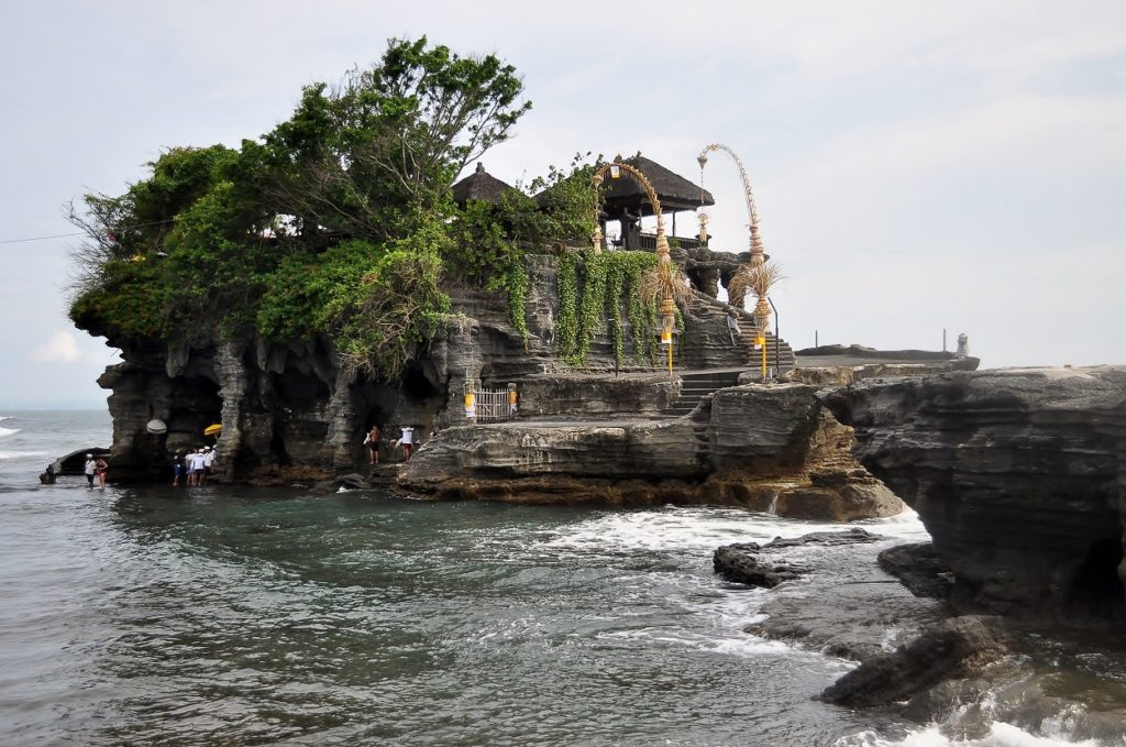 Bali Hotel Help Locals Take Precautions against  COVID-19 in Kuta, Bali, Indonesia