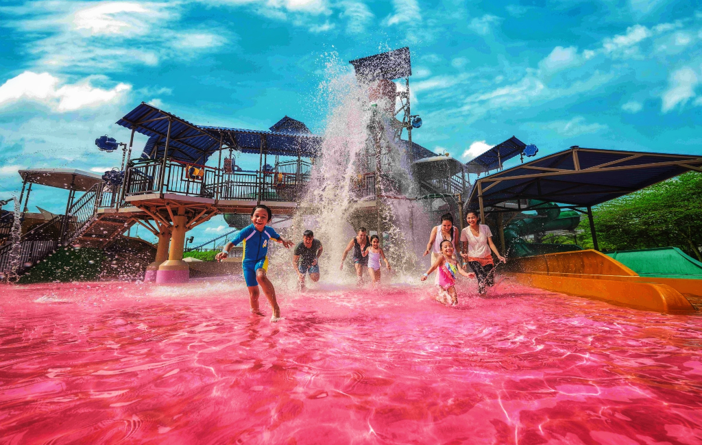 Desaru Coast's Adventure Waterpark Reopens with SOPs in Place