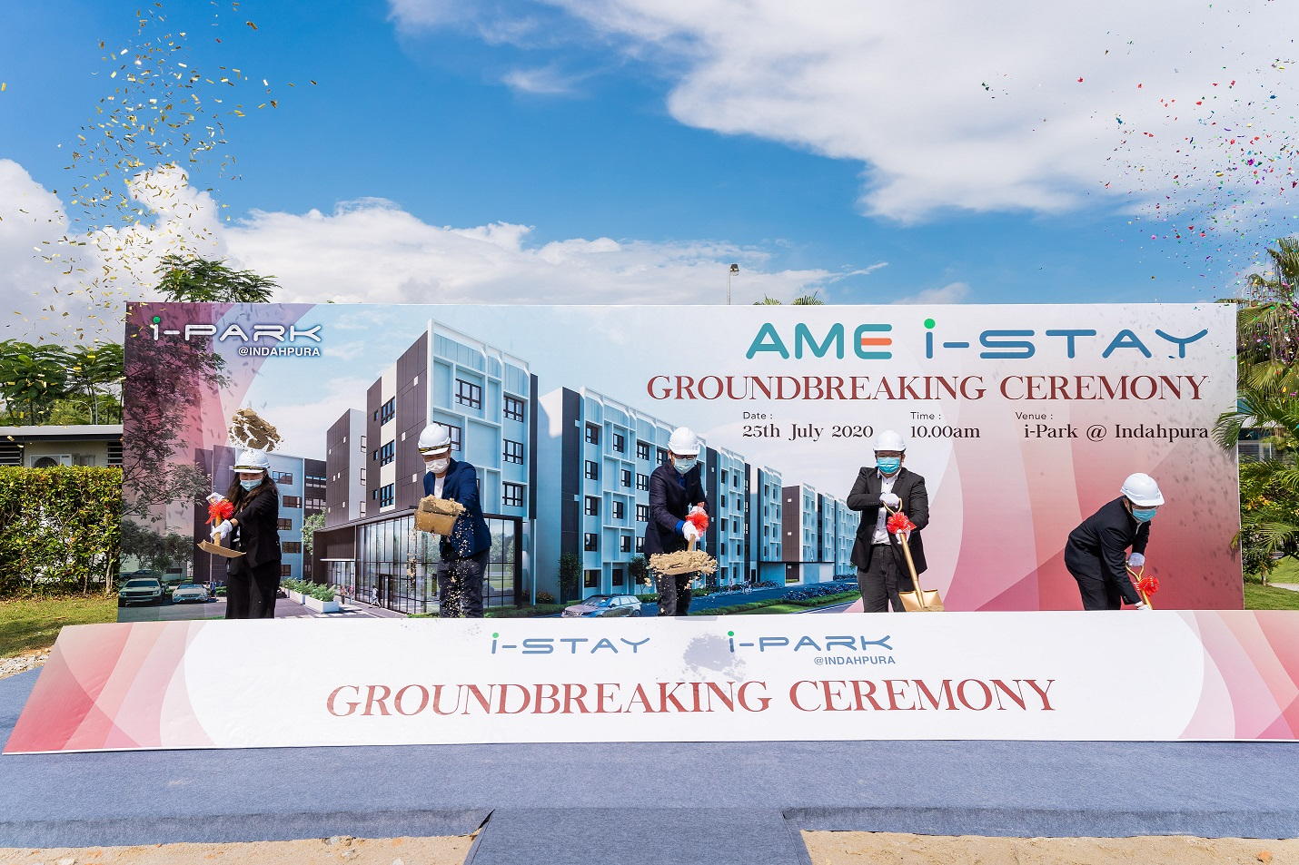 AME to Invest RM25 Million Capex to Build New i-Stay@Indahpura Workers' Dormitories