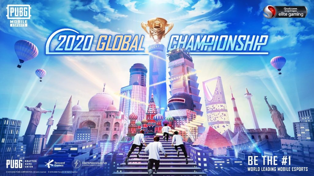 PUBG MOBILE Launches 1.0 Version and the Biggest Global Mobile Esports Event PUBG MOBILE Global Championship