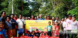 JAKOA & Ayam Brand Supports 167 Orang Asli Families in 4 States