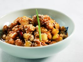 Cooking With Some Oriental Cuisine - Kung Pao chicken